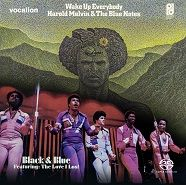 Harold Melvin - Black and Blue & Wake Up Everybody