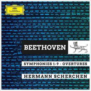 Beethoven: Symphonies 1-9 & Overtures Product Image