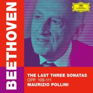 Beethoven: The Last Three Sonatas, Opp. 109-111 Product Image