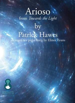 Patrick Hawes: Arioso For Pedal Harp