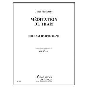 Jules Massenet: Meditation de Thais