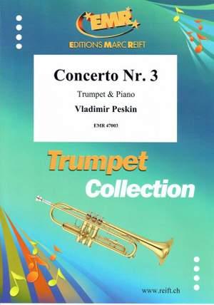 Vladimir Peskin: Concerto Nr. 3