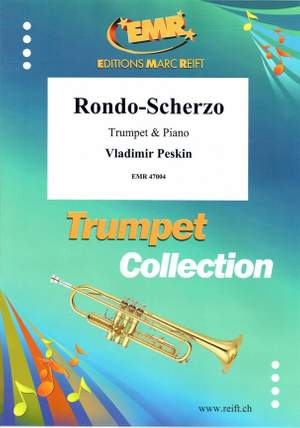 Vladimir Peskin: Rondo-Scherzo