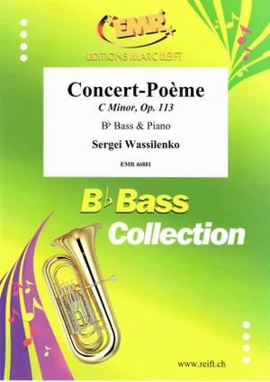 Sergei Wassilenko: Concert-Poème