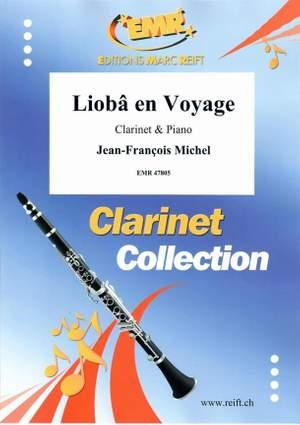 Jean-François Michel: Liobâ en Voyage