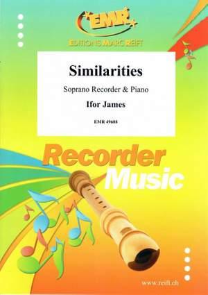 Ifor James: Similarities