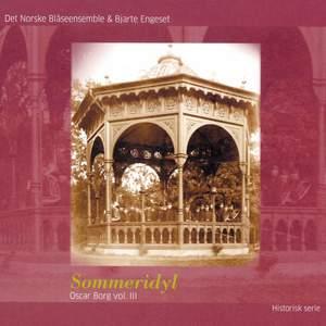 Sommeridyl - Oscar Borg Vol. III