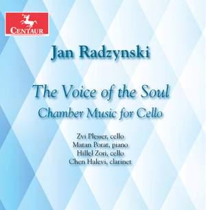 Jan Radzynski: The Voice of the Soul Product Image