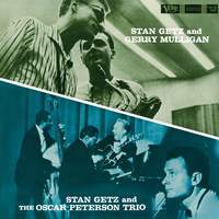 Stan Getz And Gerry Mulligan/Stan Getz And The Oscar Peterson Trio
