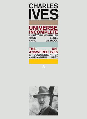 Universe, Incomplete - The Unanswered Ives