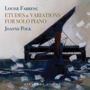 Louise Farrenc: Etudes & Variations for Solo Piano Product Image