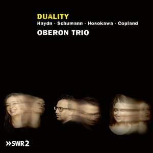 Duality: Haydn, Schumann, Hosokawa, Copland