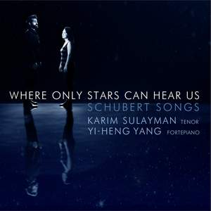Where Only Stars Can Hear Us: Schubert Songs Product Image