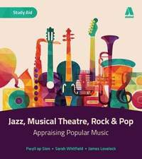 AS/A Level Music - Rock and Pop, Musical Theatre and Jazz