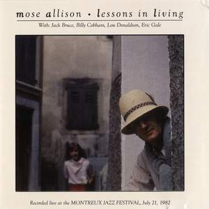 Lessons In Living [Live At Montreux]