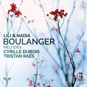 Lili et Nadia Boulanger: Mélodies Product Image