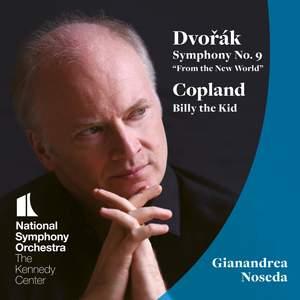 Dvorák: Symphony No. 9 & Copland: Billy the Kid Product Image