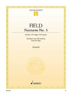 Field, J: Nocturne No. 3