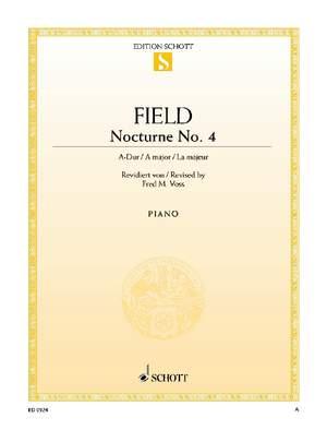 Field, J: Nocturne No. 4