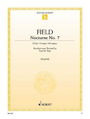 Field, J: Nocturne No. 7