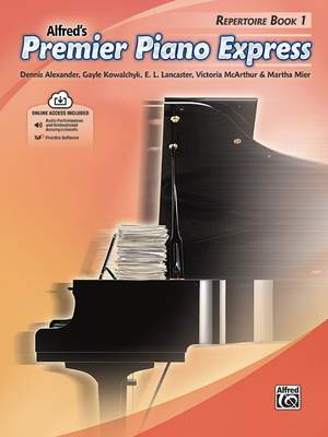 Premier Piano Express Rep 1 Product Image