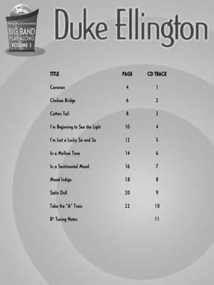 Duke Ellington: Duke Ellington – Tenor Sax