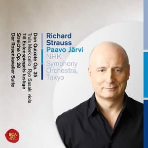 Richard Strauss: Don Quixote   Till Eulenspiegels lustige Streiche   Der Rosenkavalier Suite
