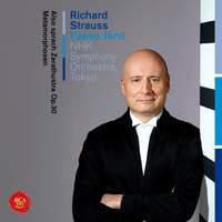 Richard Strauss: Also sprach Zarathustra   Metamorphosen