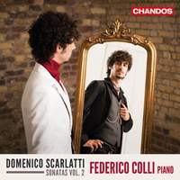 Domenico Scarlatti: Piano Sonatas, Vol. 2