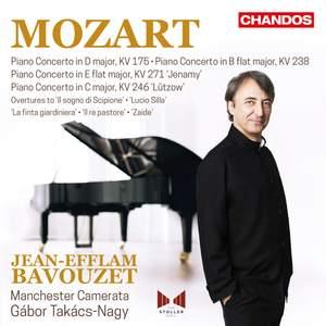 Mozart: Piano Concertos Vol. 5