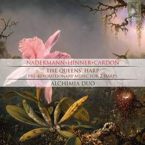 Hinner, Cardon, Nadermann: The Queens' Harp Product Image