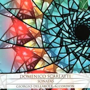 Domenico Scarlatti: Sonatas (Arr. for Accordion)