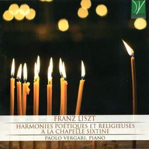 Franz Liszt: Harmonies poétiques et religieuses (2 CD)