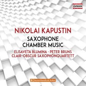 Kapustin: Sax Chamber Music