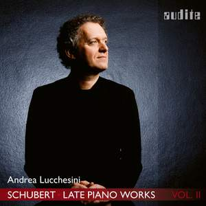 Franz Schubert: Late Piano Works, Vol. 2 Product Image