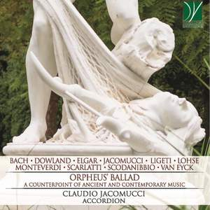 Orpheus' Ballad: A counterpoint of ancient and contemporary music