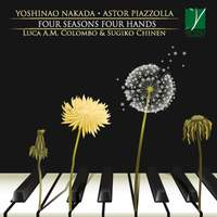 Yoshinao Nakada, Astor Piazzolla: Four Seasons, Four Hands