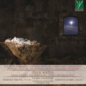 Carcani, Venturi, Cavazzoni: Puer natus (Italian Baroque and Traditional Choral and Organ Music) Product Image