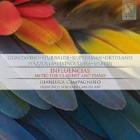 Influencias: Music for Clarinet and Piano