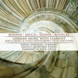 German Music with Clarinet