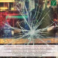 Deconstructing Dowland