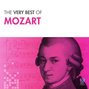 The Very Best of Mozart Product Image