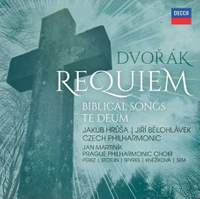 Dvořák: Requiem, Biblical Songs & Te Deum