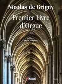 Grigny, N d: Premier Livre d'Orgue