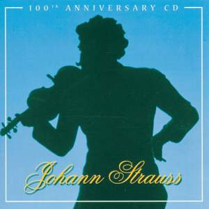 Johann Strauß Anniversary CD
