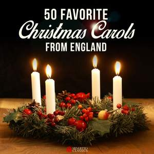 50 Favorite Christmas Carols from England Product Image