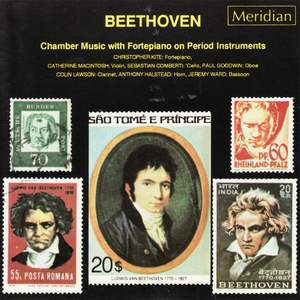 Beethoven: Chamber Music with Fortepiano on Period Instruments