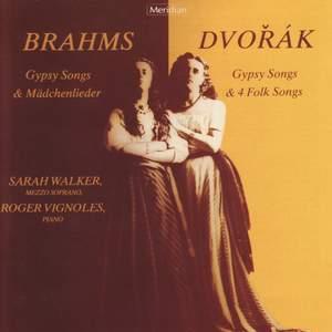 Brahms & Dvořák: Gypsy Songs