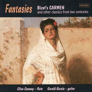 Bizet's Carmen and Other Classics from Two Centuries 'Fantasies'