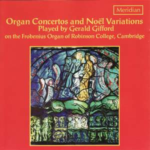 Organ Concertos and Noël Variations